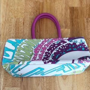 Emilio Pucci Handbag! Perfect for summer!
